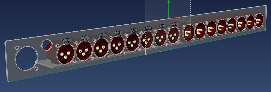 Klicke auf die Grafik für eine größere Ansicht  Name:Rear-Panel-D+Powercon.JPG Hits:603 Größe:48,1 KB ID:52951