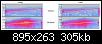 Klicke auf die Grafik für eine größere Ansicht  Name:210403 Audacity eckig gegen rund.PNG Hits:20 Größe:304,8 KB ID:60086
