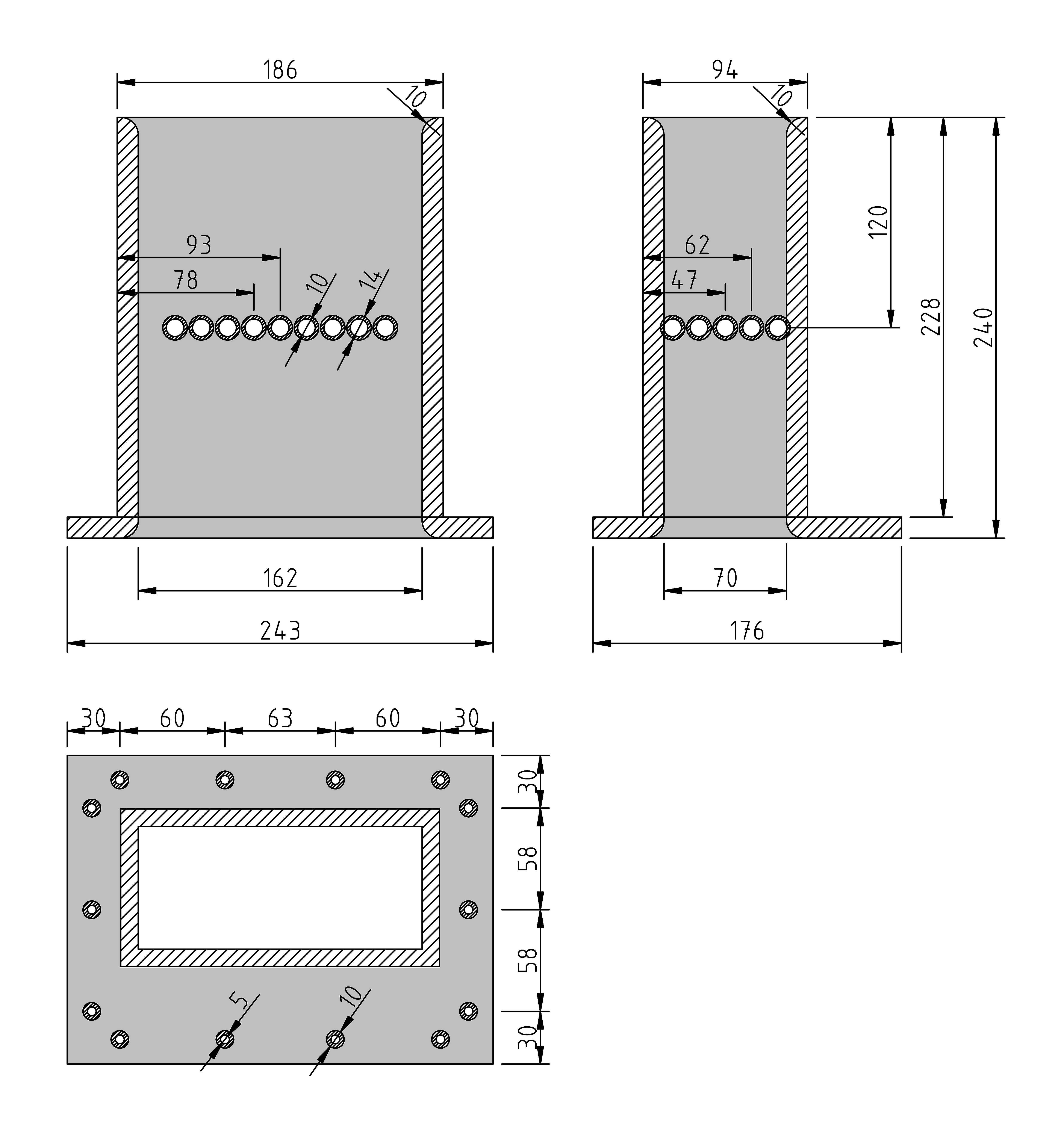 Klicke auf die Grafik für eine größere Ansicht  Name:Aurum II - Bassreflex-Element.jpg Hits:616 Größe:667,3 KB ID:61808