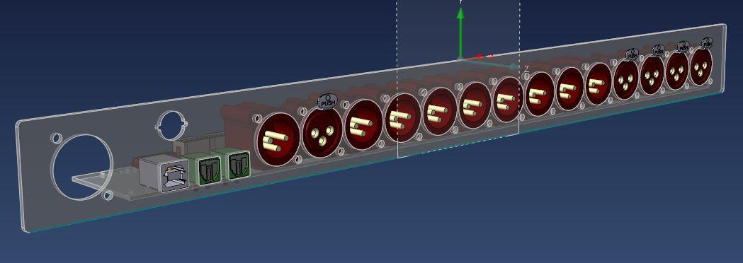 Klicke auf die Grafik für eine größere Ansicht  Name:Rear-Panel-C+Powercon.JPG Hits:376 Größe:46,8 KB ID:52948