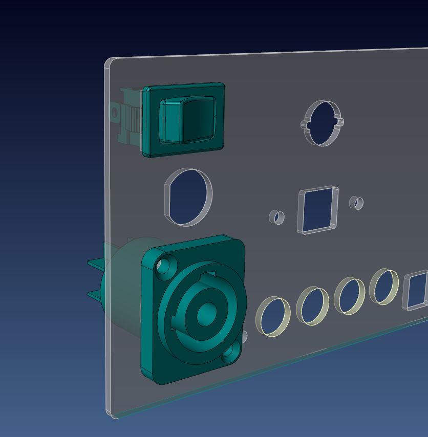 Klicke auf die Grafik für eine größere Ansicht  Name:Screenshot Panel-B+Powercon+Sicherung.JPG Hits:116 Größe:50,4 KB ID:52532